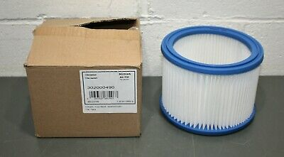 Nilfisk Replacement Filter 302000490 for Nilfisk ALTO Wet/Dry Vacuum Cleaners
