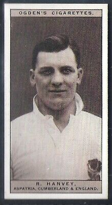 Ogdens-Famous Rugby Players-#06- Aspatria - Hanvey