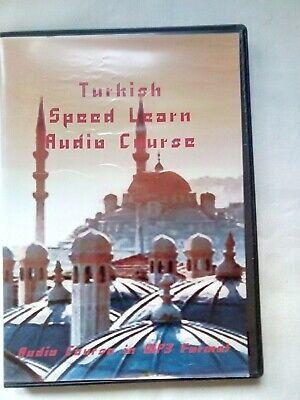 Turkish Speed Learn Audio Course in MP3 Format
