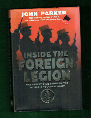 #Cc.   Insdie The Foreign Legion  Book