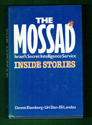 #Cc.  The Mossad  Israel's Secret Intelligence Service  Book