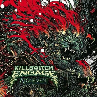 Killswitch Engage Atonement CD NEW
