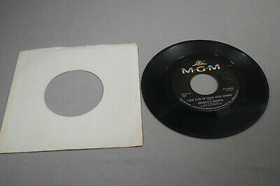 Original Vintage 45 Rpm Record Herman's Hermits I Can Take Or Leave Your Loving