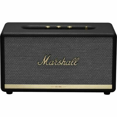 Marshall - Stanmore II Wireless Speaker (Each) - Black NEW
