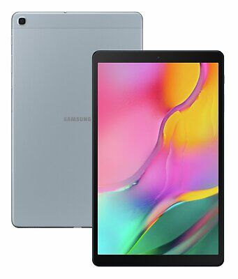 Samsung Galaxy Tab A 2019 10.1 Inch 32GB HD LED Android Tablet - Silver