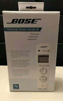 Brand New Bose Personal Music Center Iii