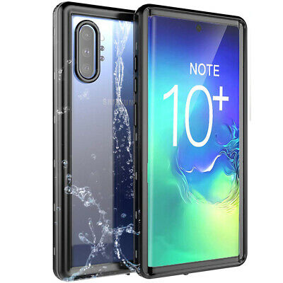 For Samsung Galaxy Note 10 Plus Case Waterproof Pro 5G Shockproof Scratchproof