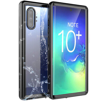 For Samsung Galaxy Note 10 Plus Pro 5G Waterproof Case Shockproof Scratchproof