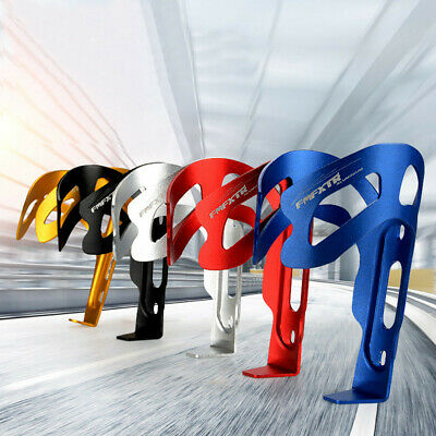 Cycling Bike Bicycle Aluminum Alloy Handlebar Water Bottle Holder Cages Colorful