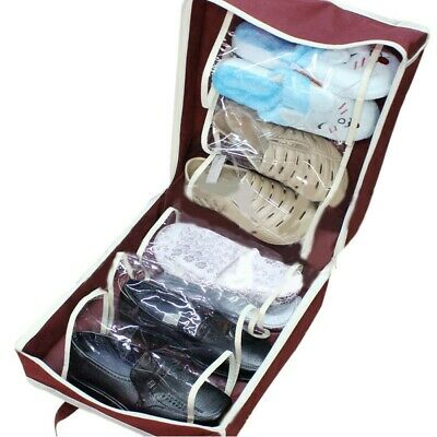 1PC Portable Shoes Travel Storage Bag Organizer Tote Luggage Carry Pouch Holder