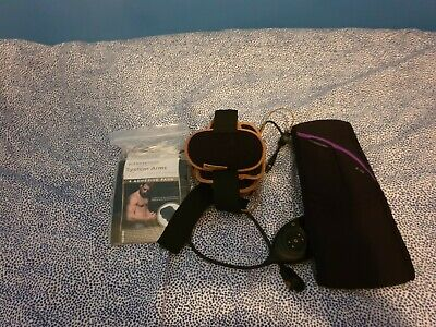 Slendertone system abs toning belt with new pads and system arms + controller