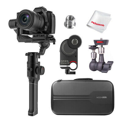 Moza Air 2 3-Axis Handheld Gimbal Stabilizer W/Moza iFocus-M Wireless Lens Motor
