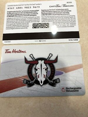 Just Released Tim Hortons Gift Card Red Deer Rebels Fd57091