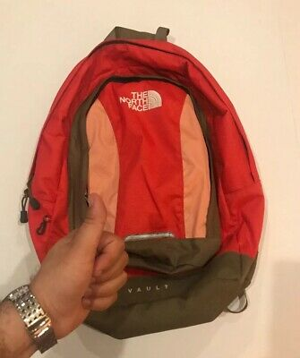 The North Face Jester Women's Backpack, One Size - Salmon/Red/Grey/Black