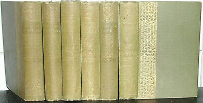 SAMUEL PEPYS: Diary LONDON FIRE 1889 6 Vol Set GREAT PLAGUE John Bumpus Edition