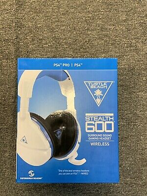 TURTLE BEACH STEALTH 600 Headset -White PS4™ | PS4™ PRO