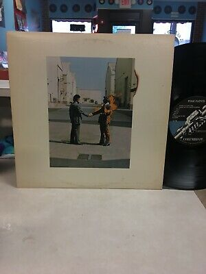 Pink Floyd ~ Wish You Were Here ~ LP ~ OG ~ 1975 ~ Columbia ~ Psych ~ Prog