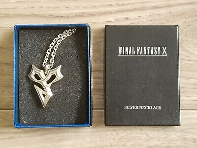 Sale! SQUARE ENIX FINAL FANTASY X Tidus Necklace From Japan Licensed