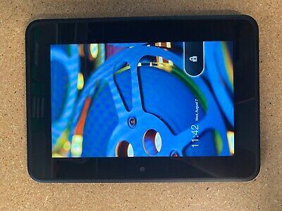 Amazon Kindle Fire HD 7 (2nd Gen.) 16GB - Wi-Fi - 7in - Black - WORKS GREAT