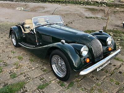 1997 Morgan Plus 8 3.9 V8 Only 39,000 Miles 1 Owner Sports Car Free Uk Delivery