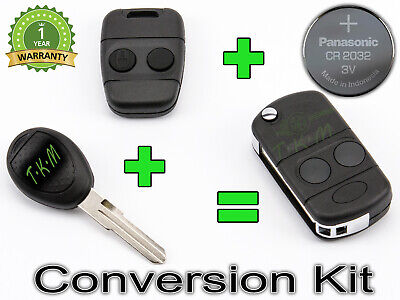 Neuf Telecommande Cle Range Land Rover Discovery Defender Kit + Batterie Cr2032