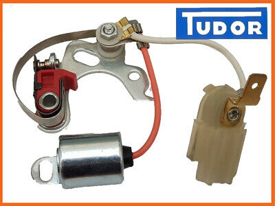 MGB and MG Midget , Points Condensor and Low Tension for All Lucas 25D4 Dist