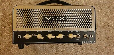 VOX Night Train Tube Amp - Röhrenverstärker 15 Watt