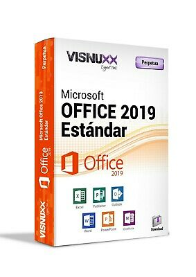 Licencia Microsoft Office Plus 2019 OLP Software Perpetuo