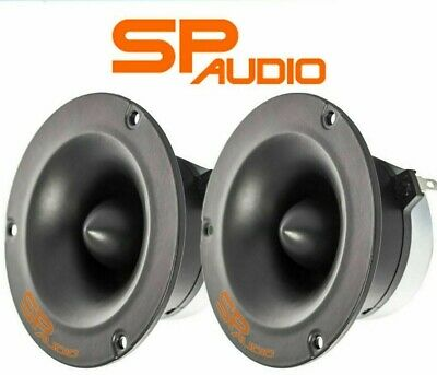 Coppia tweeter SP AUDIO SP-TW27 300 WATT NEODIMIO COMPRESSIONE SPL