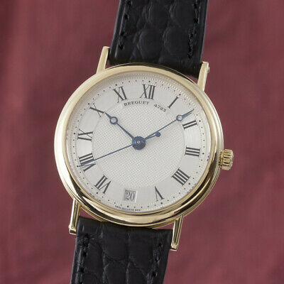 Breguet Classique 18K (0,750) Gold Automatic Men's Watch Ref. 3980 VP