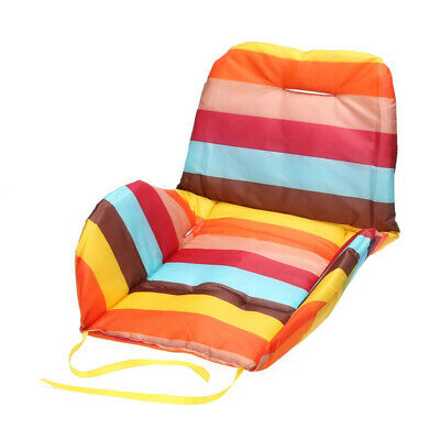Playpen Baby® Multi-Color Striped Stroller Seat Cushion