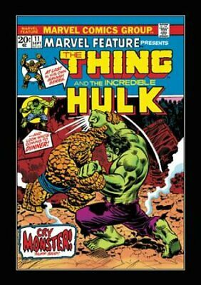 Marvel Two-in-one Epic Collection: Cry Monster by Walt Simonson 9781302913328