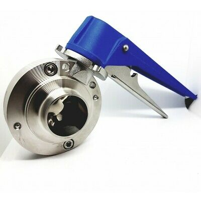 Butterfly Valves Weld on Hygienic