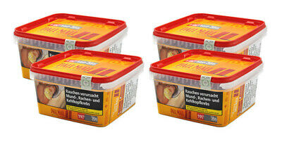 4 x Pall Mall Allround Red Dose 130g Box