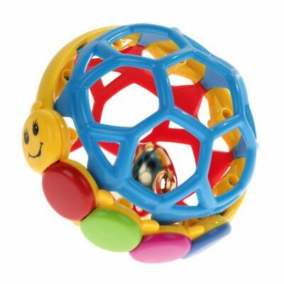 Playpen Baby® Multi-Color Activity Grasping Toy Ball