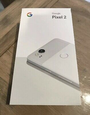 Google Pixel 2 - 64GB - Clearly White (Mint Condition) AU Google Warranty