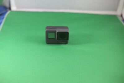 Preowned GoPro HERO 5 Black Waterproof Action 4K Ultra HD Camera Touch Screen EX