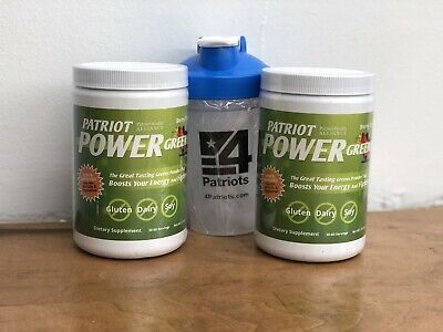 2 Patriot Power Greens Berry Flavor