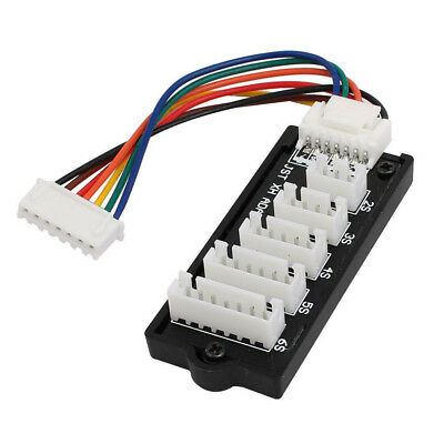 AG_ DV_ BL_ 2S-6S Balance Charger Expansion JST XH Adapter Board RC Lipo Battery