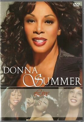 Donna Summer DVD Live Brand New Sealed