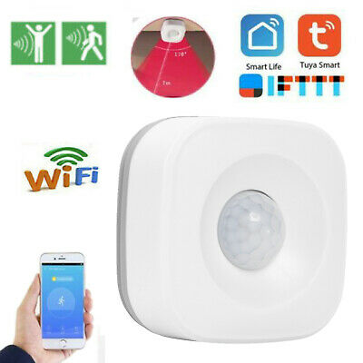WIFI Movement Smart Life APP Wireless Intelligent Motion PIR Sensor Detector
