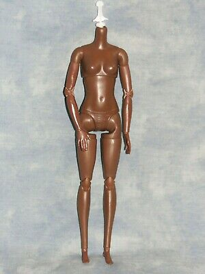 Barbie Made To Move African American Black Articulated Doll Body