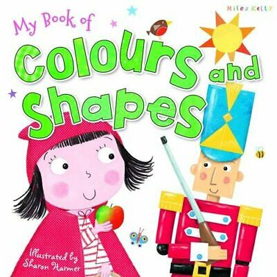 My Book of Colours and Shapes-Rosie Neave
