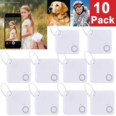 Lot Mini Bluetooth GPS  Tracker Key Pet Finder Locator iPhone Android Google