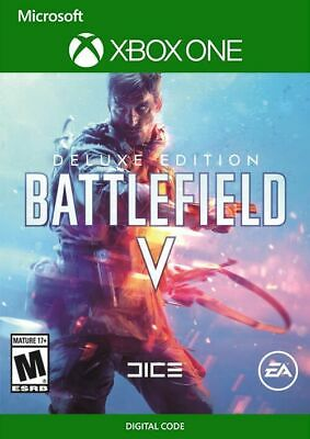 Battlefield V 5 Deluxe Edition - Xbox One Full Game - Fast Email Delivery