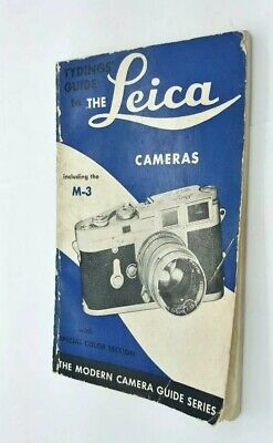 Tydings' Guide to the Leica Cameras Including the M-3 Manual Guide