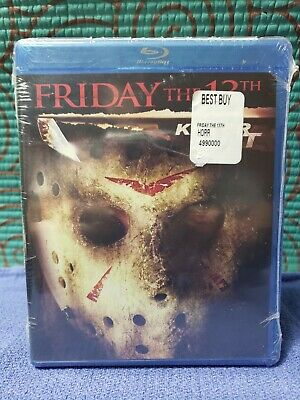 Friday the 13th (Blu-ray Disc, 2009) BRAND NEW, FREE SHIPPING