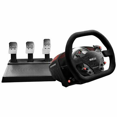 volante y pedales ThrustMaster TS-XW Racer Sparco P310 Competition ARO CON RO...