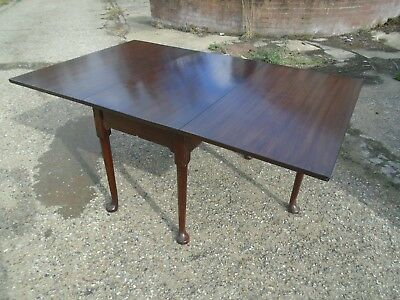 Lovely Quality Antique Cuban Mahogany Table Good Condition Delivery Available