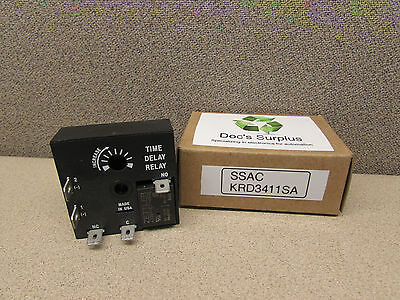 Ssac Krd3411Sa Solid State Timer